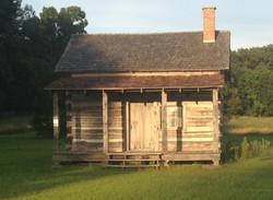 Cabin Closeup