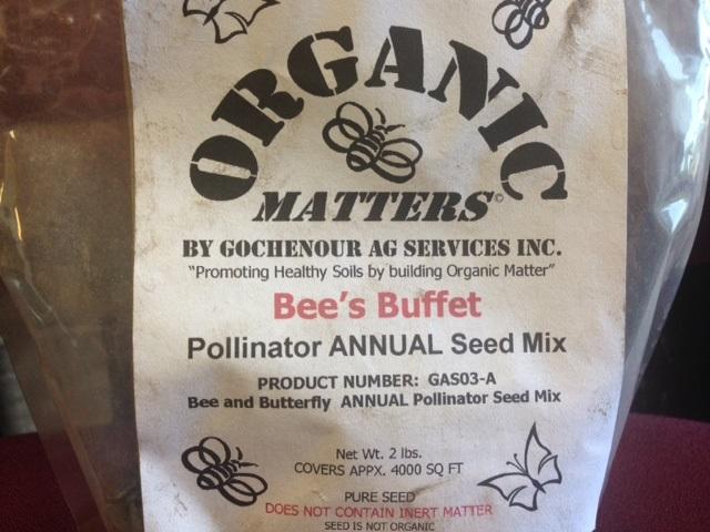 Pollinator Seed Mix Bag