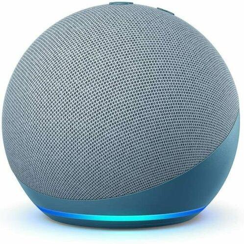 Amazon Alexa Speaker Blue