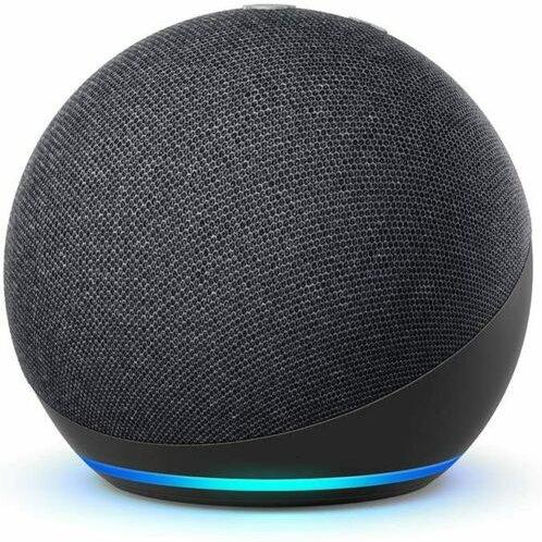 Amazon Alexa Speaker Black