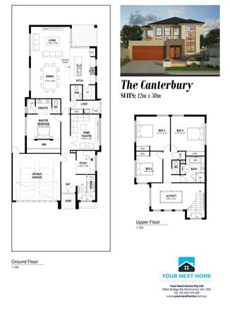 12 x 30 Canterbury - FIFTH AVENUE HOMES.