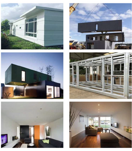 modular construction and finishes