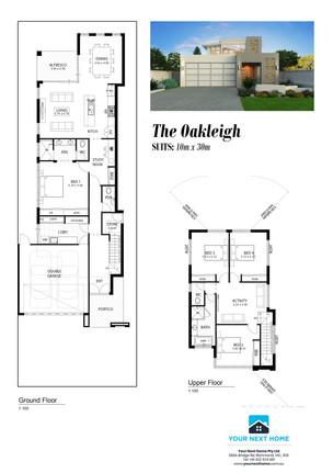 10 x 30 Oakliegh - FIFTH AVENUE HOMES (2