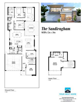 12 x 30 Sandringham - FIFTH AVENUE HOMES
