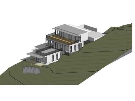 Building on a Slope? Will a Modular Home or Container Home Work For You?
