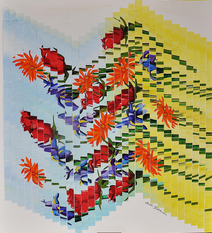 Flowers Weave