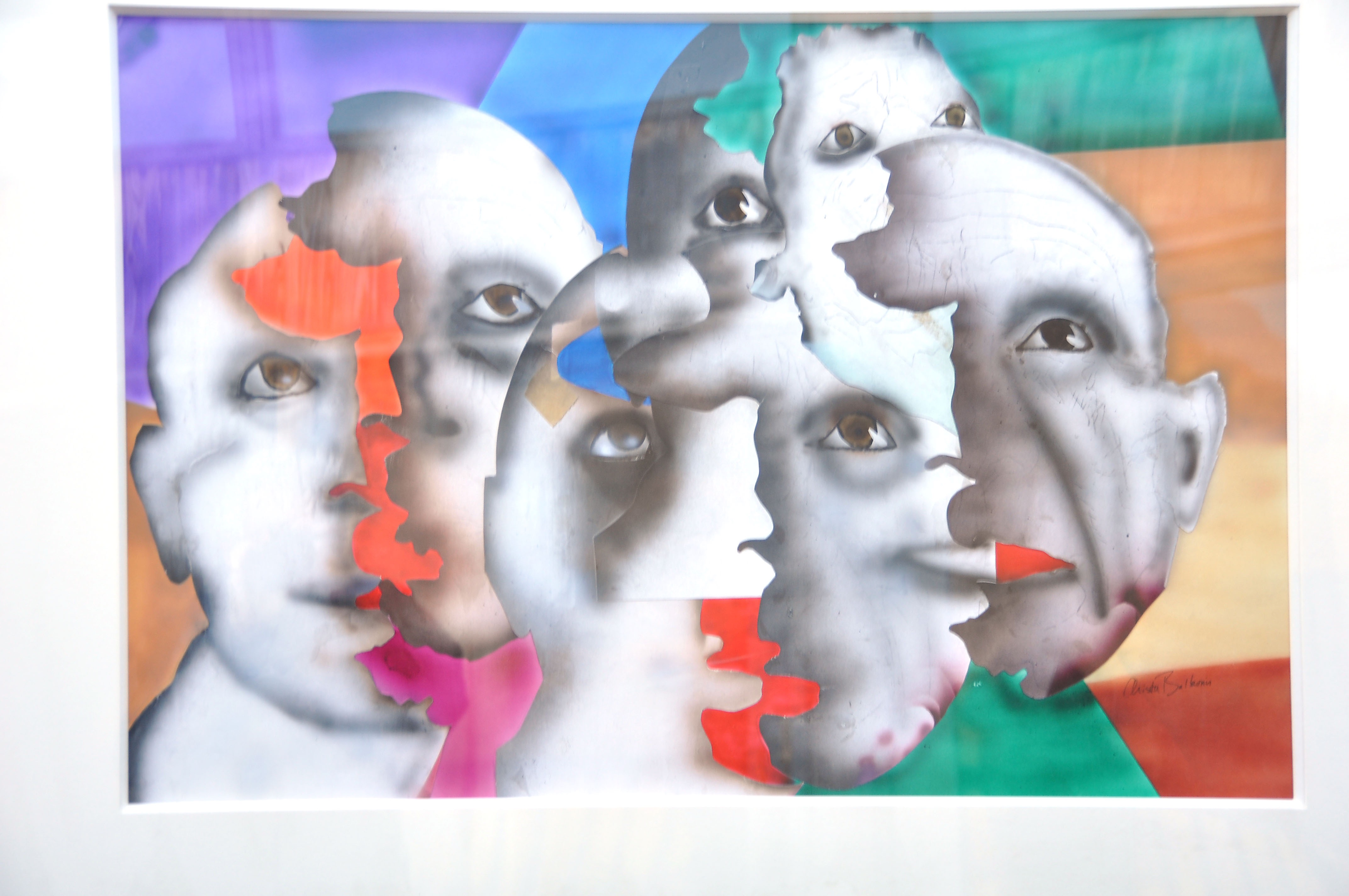 Picasso Heads