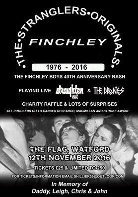 The Finchley Boys 40th Bash