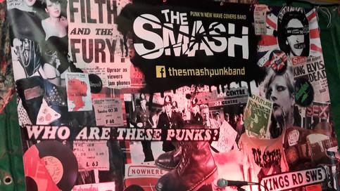 The SMASH! Live in Camden