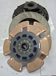 heavy duty clutch kit, clutch detroit, semi clutch