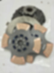 heavy duty clutch, clutch and disc, new clutch detroit, clutch replacement, semi truck clutch repair