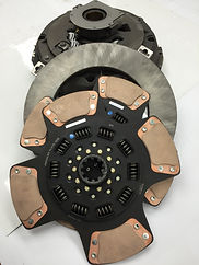 new semi truck clutch, replacement clutch, new heavy duty clutch detroit, new clutch repair
