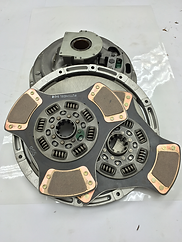 semi clutch repair, new truck clutch, heavy duty, clutch and disc