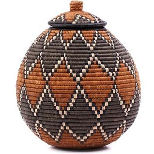 Zulu Ilala Palm Baskets