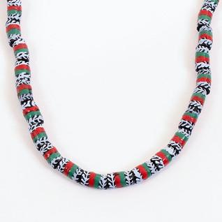 African Krobo Beads