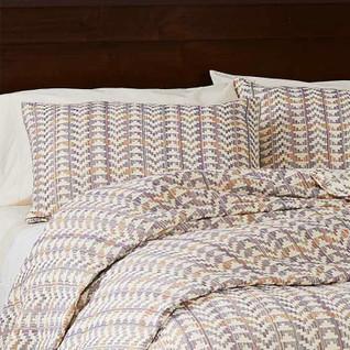 Egyptian Cotton Brocade Pillow Shams