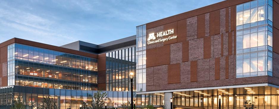 M Health Clinics and Surgery Center (UMP)