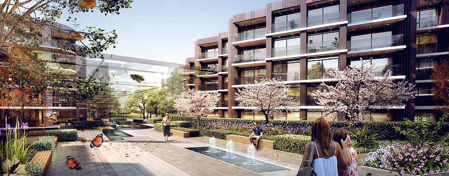 Landsea Hongqiao Lvyuan Apartments (Landsea)