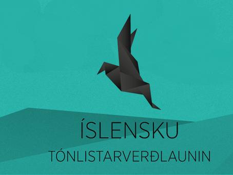 Tilnefningar til Íslensku tónlistarverðlaunanna 2016