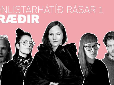 Þræðir - tónlistarhátíð Rásar 1