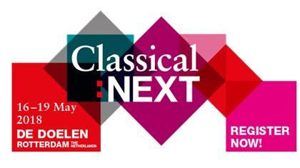 Classical:NEXT – kynningarverkefni og ferðastyrkir