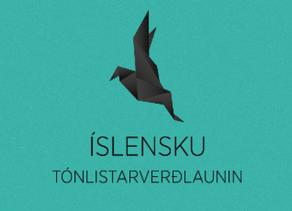 Tilnefningar til Íslensku tónlistarverðlaunanna