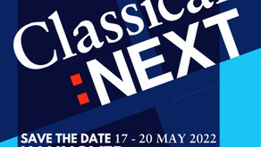 Classical Next verður haldið í Hannover, 17. til 20. maí 2022 – Auglýst eftir umsóknum