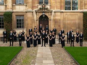 Íslandsheimsókn Choir of Clare College  –útgáfa íslenskra kórverka