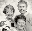 04 Mike, Faye and Melody Speck, 1988-199