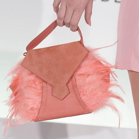 EAGLE Mini city bag #coral