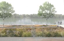 Parc des rives