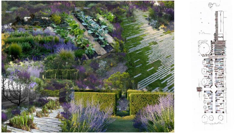 Aurélie Gueniffey jardin