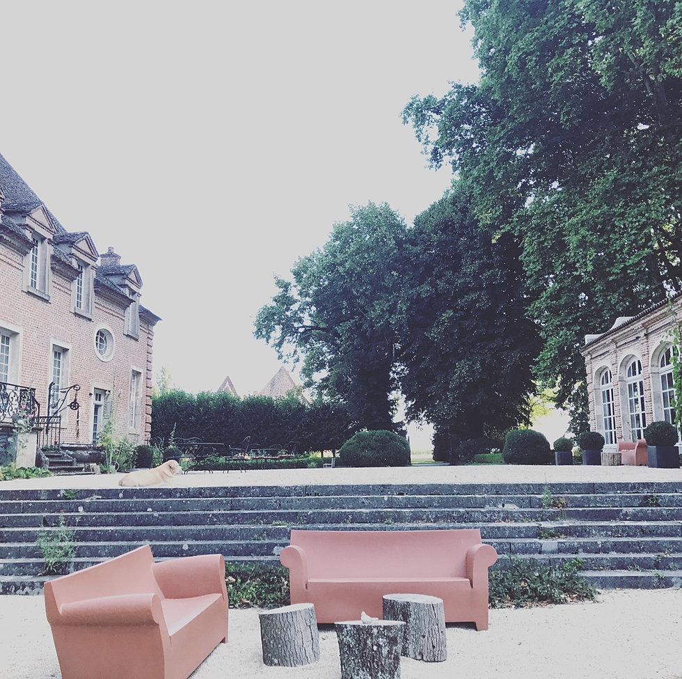 Le Pavillon De L'Orangerie I Maison D'hôtes I Beaune I