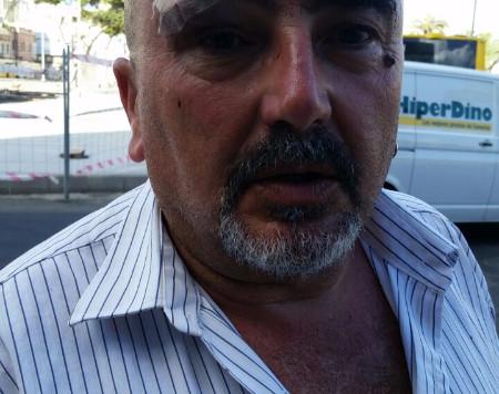 Cuatro meses de cárcel por dar un cabezazo a conductor de Guaguas Municipales