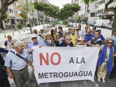 Archivo definitivo del pleito contra la MetroGuagua