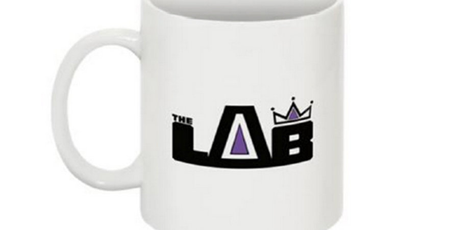 "LAB ""Crown Mug"""