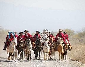The Big Northwester Trail Ride,Argentina