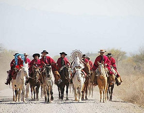 The Big Northwester Trail Ride,Argentina