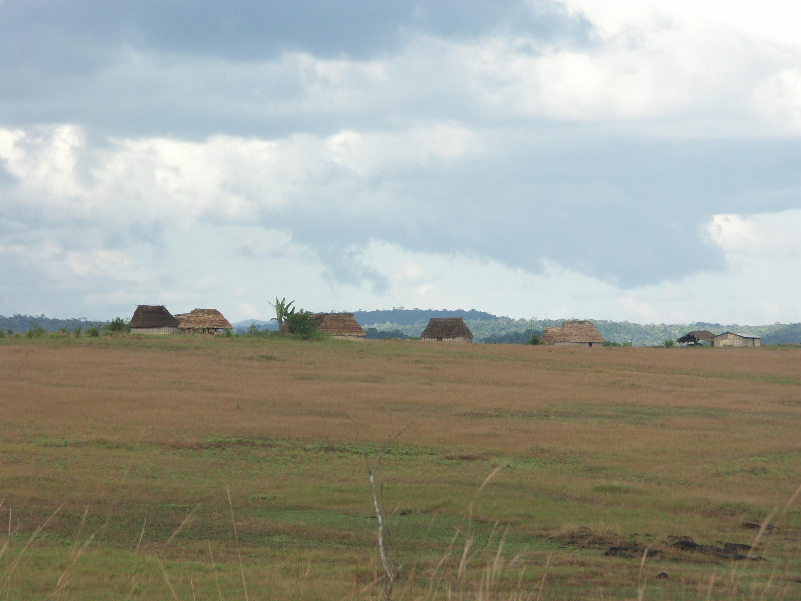 La Gran Travesía Arekuna