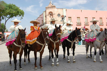 Mexican Revolution Trail Ride, Mexico