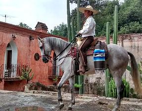 Mexican Revolution Trail Ride, Mexico