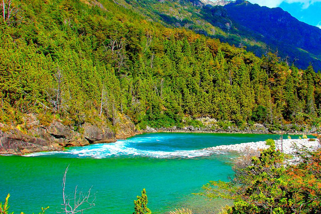 Cabalgata Ancestral, Chile Rio-biobio-lo