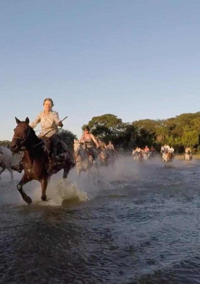 Pantanal Ride Expedition, Brazil, Ekkaia