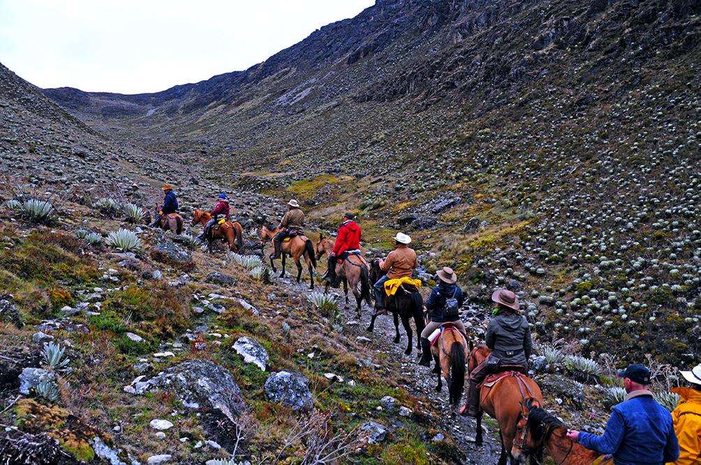 Camino Real de Torondoy
