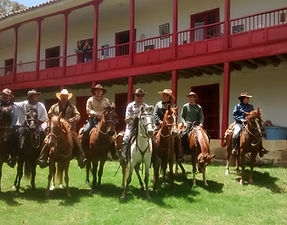The Central Colombia Trail Ride, Colombi