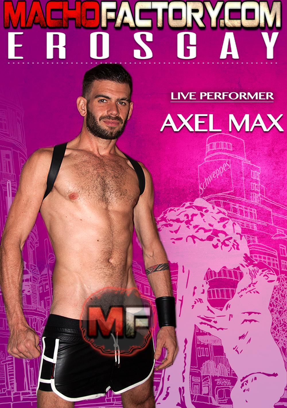 AXEL MAX