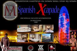 SPANISH X-CAPADE