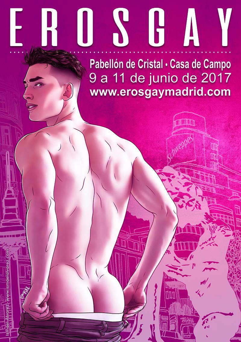 cartel ErosGay 2017