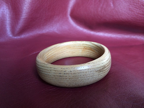 ETHNIC COCK-RING Basic wood
