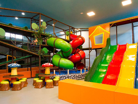 Condomínios, Playgrounds, Parque Infantil e Buffet Infantil precisam de Laudo Técnico para funcionar